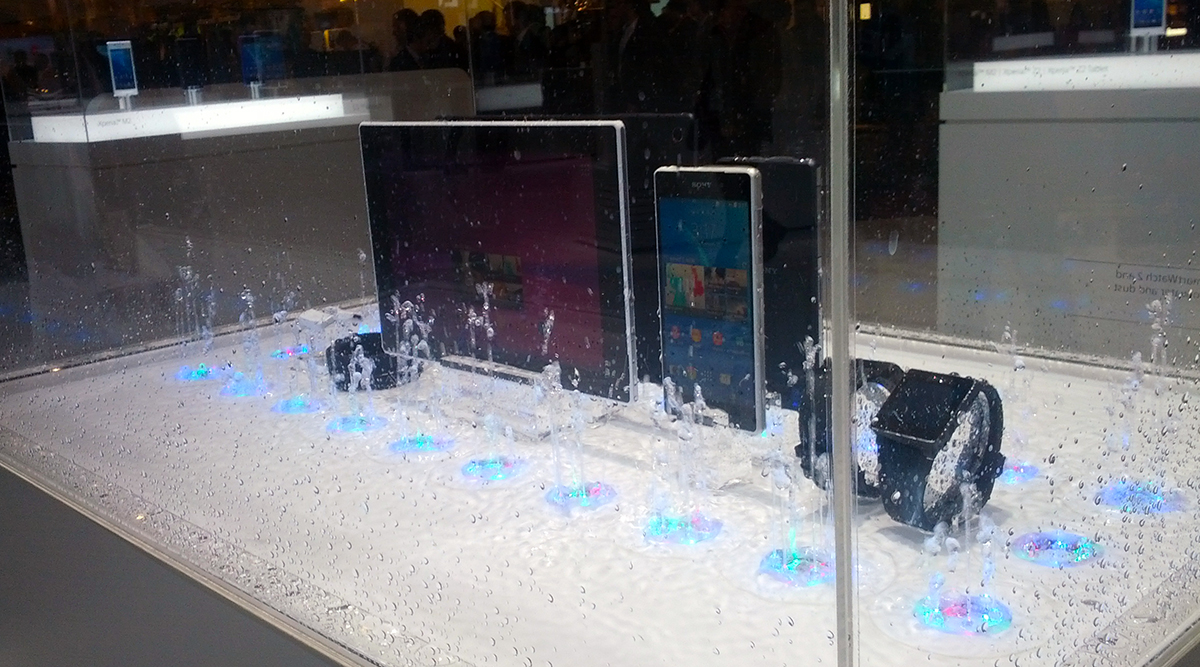 Sony Xperia Z2 Family Waterproof