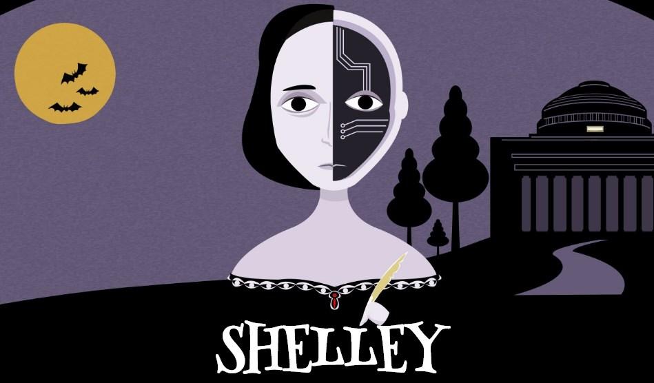 Η Shelley ζει στο twitter και σκοπός της είναι να μας τρομάζει!