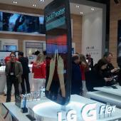 LG G Flex MWC 2014